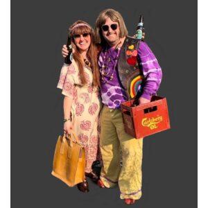 Hippie par