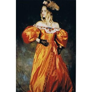 Barok kjole