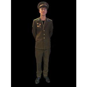 Grøn uniform