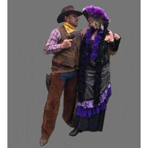 cowboy western par