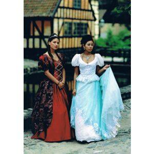 prinsesser kjoler