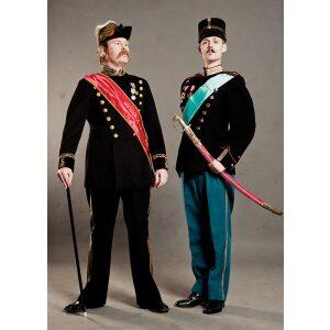 Konge uniform