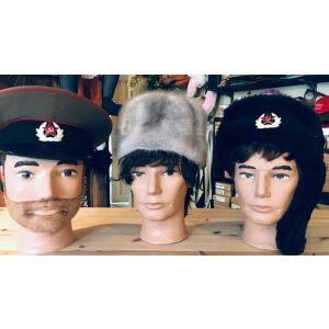 russer hat