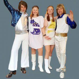 ABBA kostumer