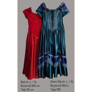 Victoriansk kjoler