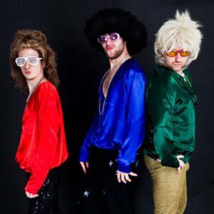 1975-1985 Disko og Punk