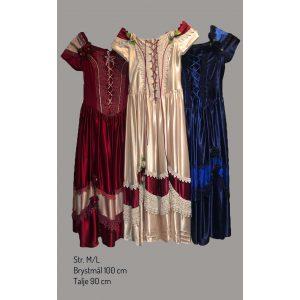 victorianske kjoler