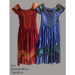 Historisk kjoler str L