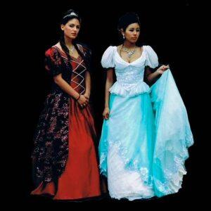 Historiske kjoler