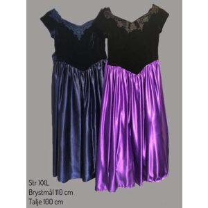 Historisk kjoler str. XXL