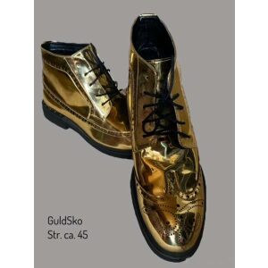 Guld sko