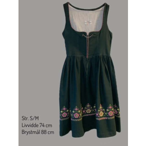 Ægte tyroler kjole