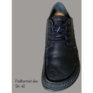Fodformet sko
