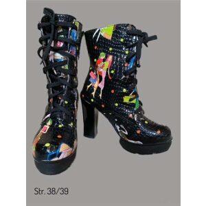 Hipster støvler