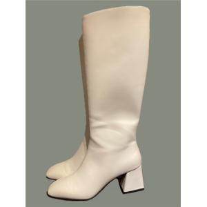 Hvide støvler