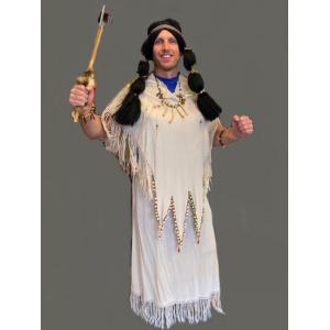 Indianer kvinde (mand)